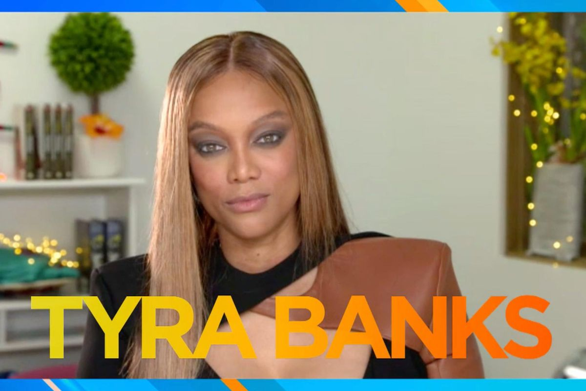 Tyra Banks' #1 Tip for Staying Confident as You Age
