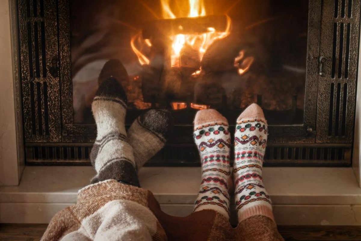 Don't Use Your Heater or Fireplace Before Reading These Life-Saving Tips | Rounds With Dr. E