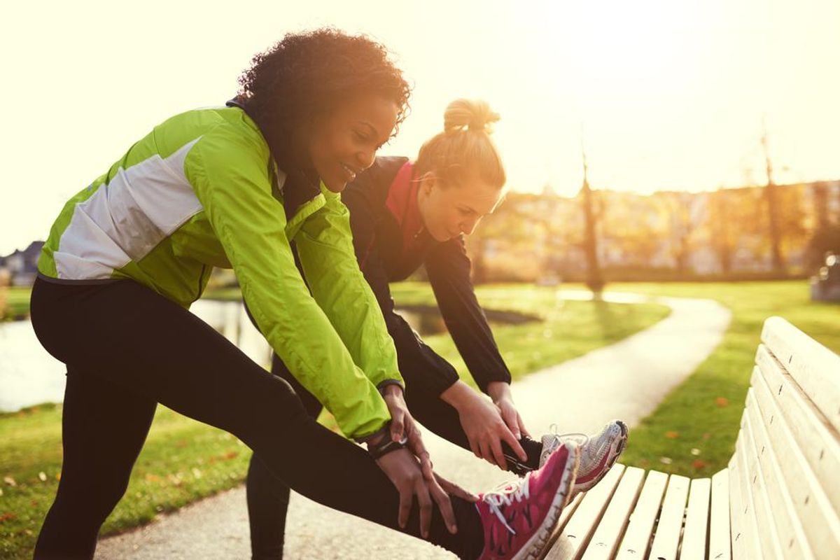 3 Practical Steps to Get Back Into Exercising When You've Taken a Break