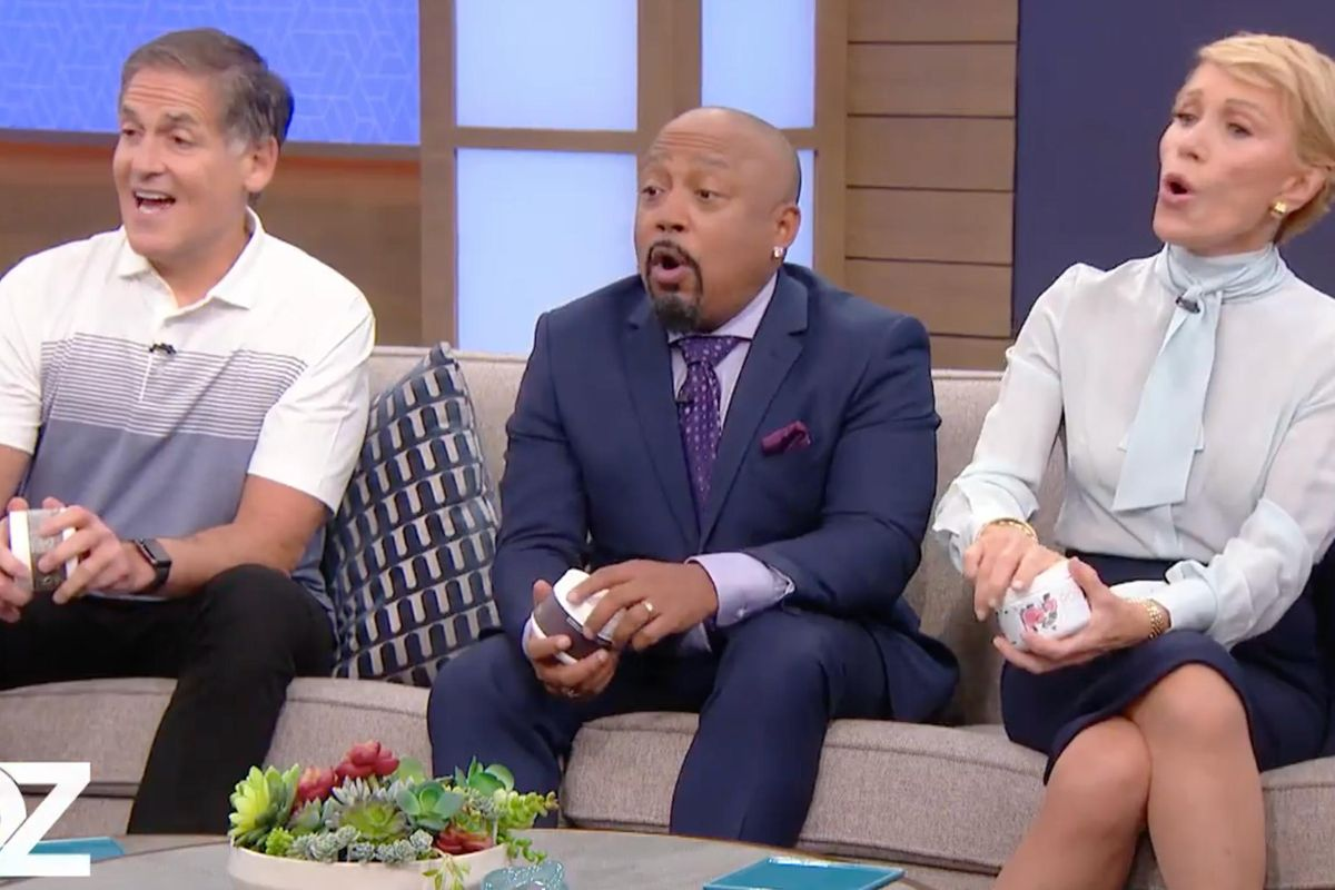 Who's Got the Biggest Bite on 'Shark Tank'? May Not Be Who You Think