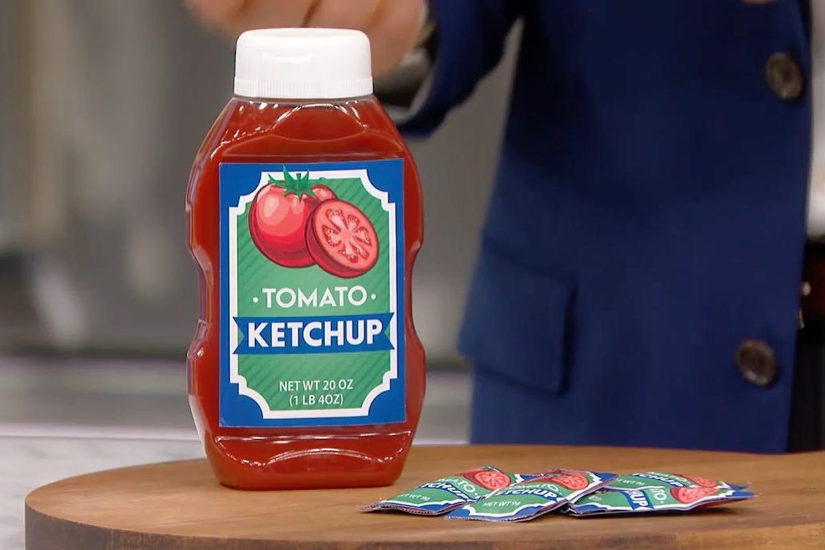 A Simple Tip to Make Your Ketchup Taste Even Better