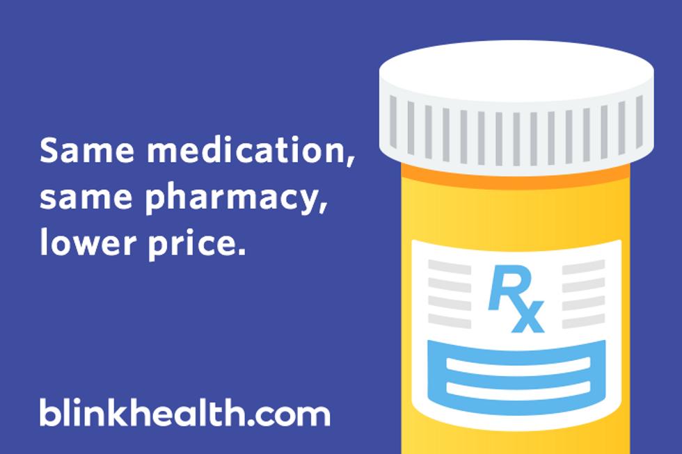 Blink Health Prescription Offer