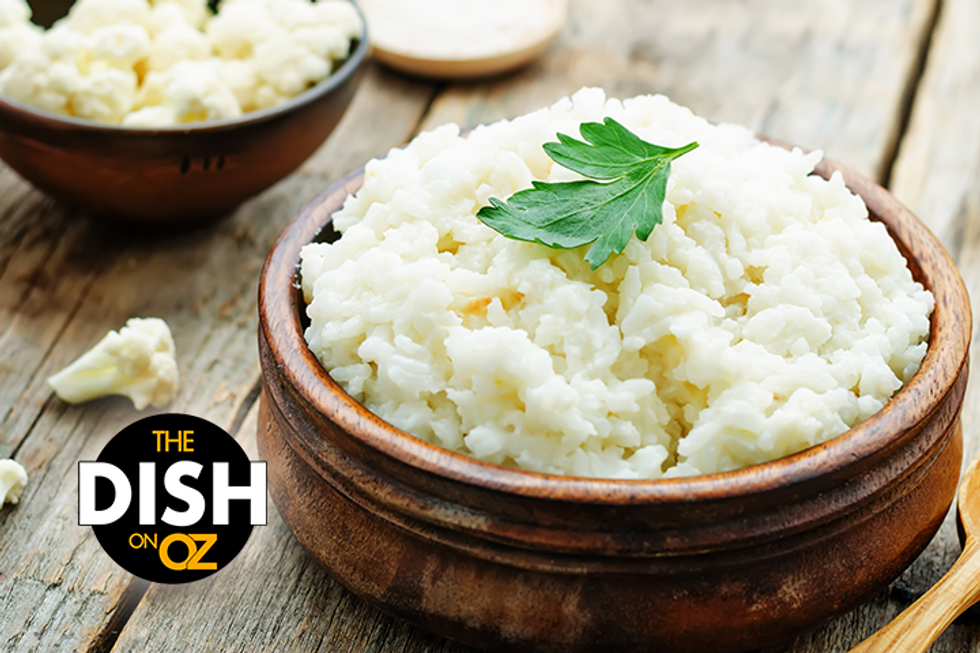 Daphne Oz's Coconut Cauliflower Rice