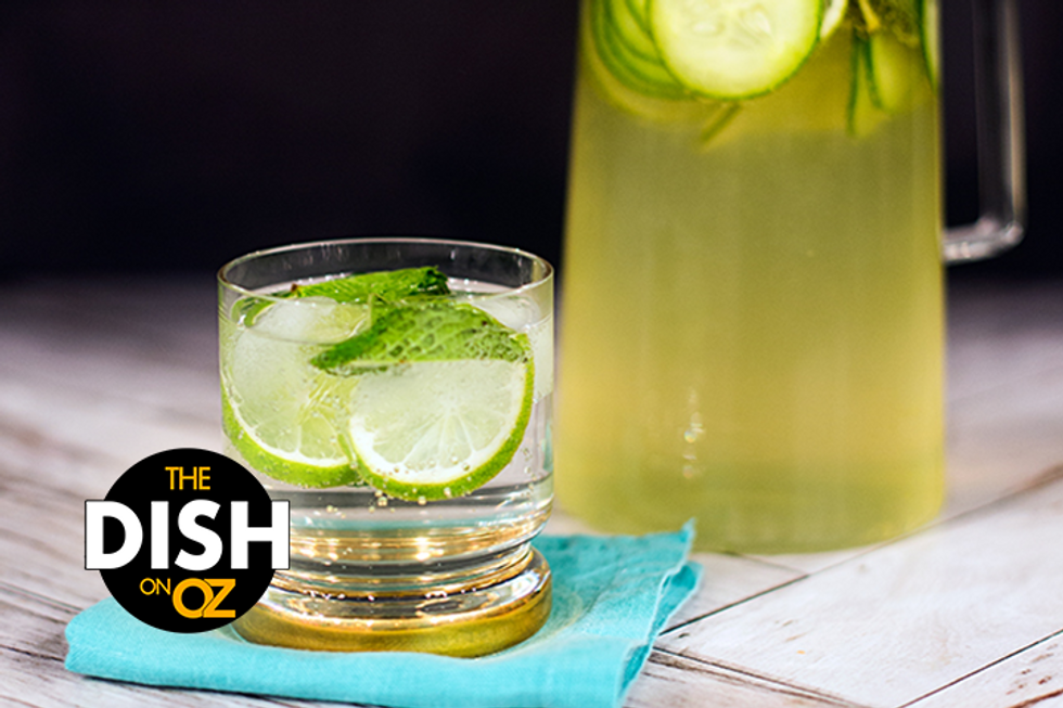 The Dish's (Almost) Carb-Free Cocktail