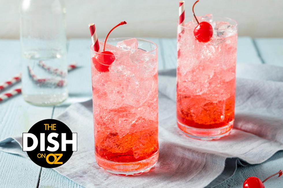 Jordin Sparks' Dirty Shirley Cocktail