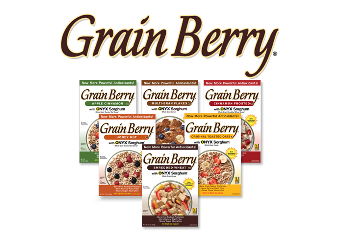 The Grain Berry Cereal Giveaway