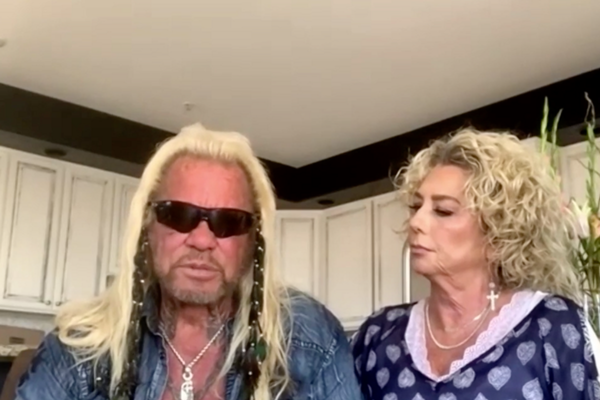 Dog the Bounty Hunter's #1 Tip If You Witness a Crime