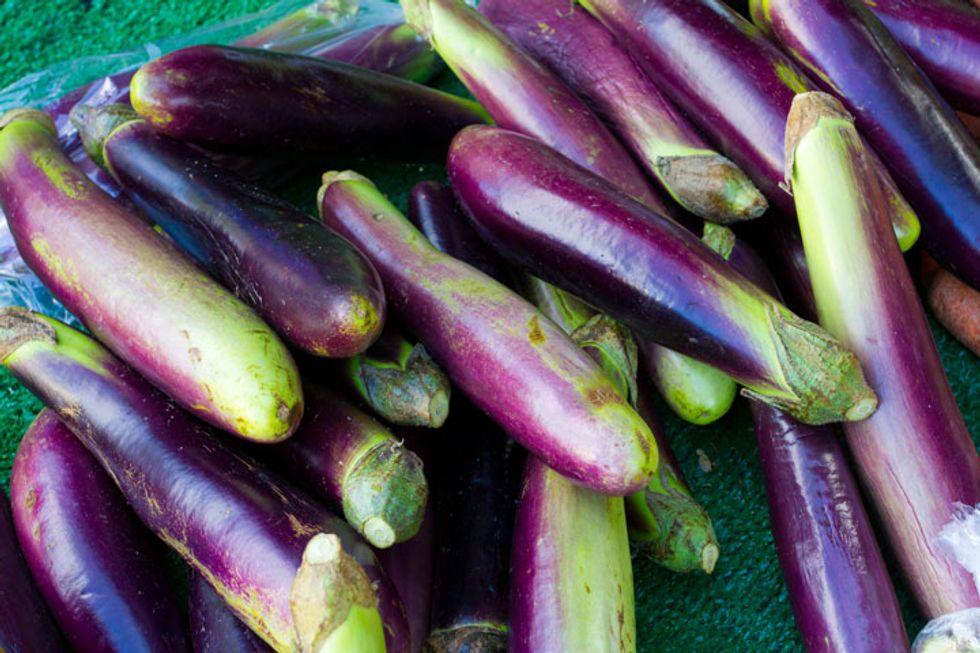 Japanese Eggplant: The New 'It' Food