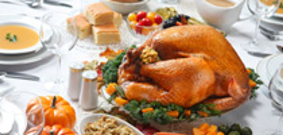 Thanksgiving Survival Tips
