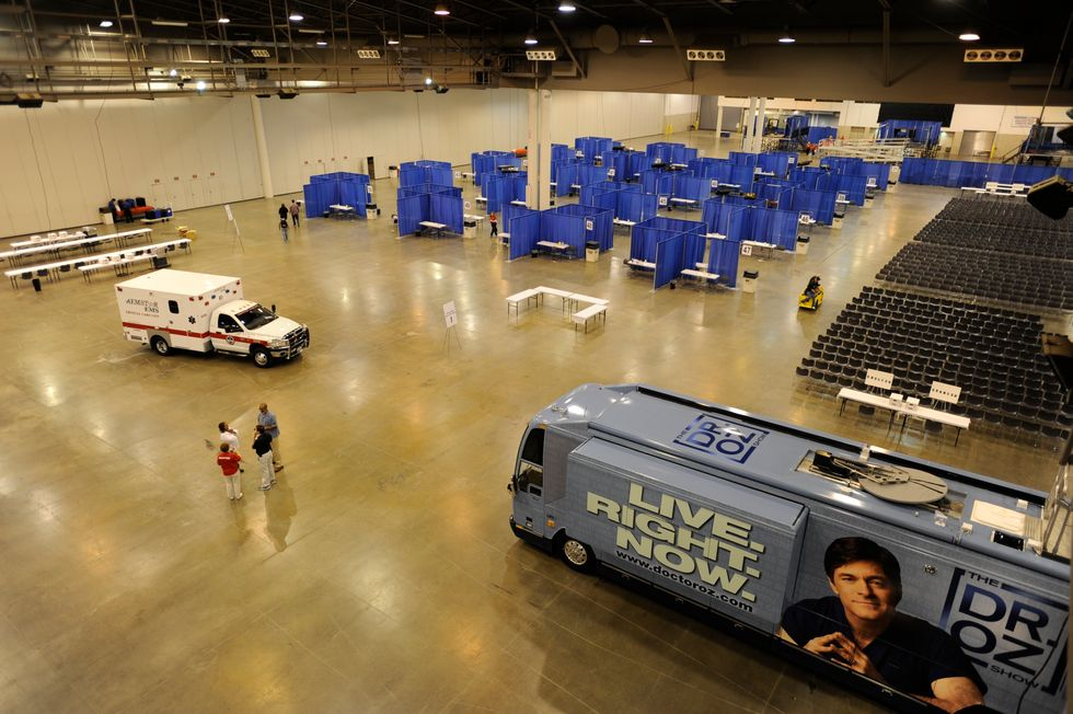 Houston Free Clinic Slideshow